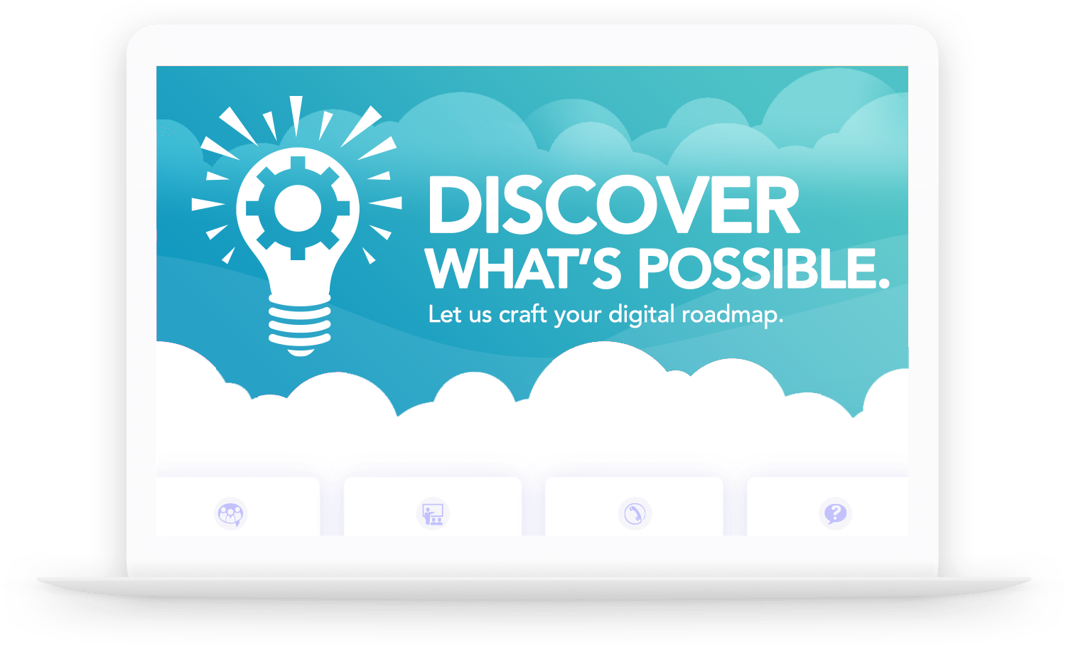 our process helps you succeed online